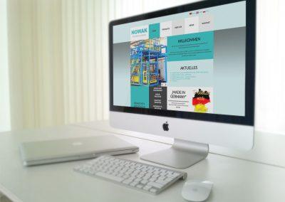 Werbeagentur-Webdesign-Nowak